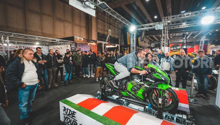 Motor Bike Expo 2020: tutte le bellezze, non solo quelle su ruote! - Foto 27 di 46