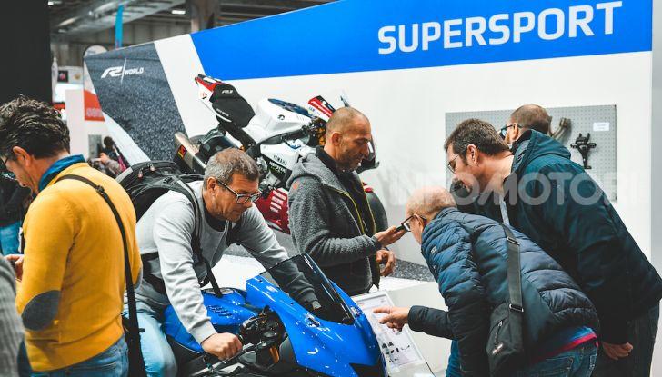 Motor Bike Expo 2020: tutte le bellezze, non solo quelle su ruote! - Foto 29 di 46
