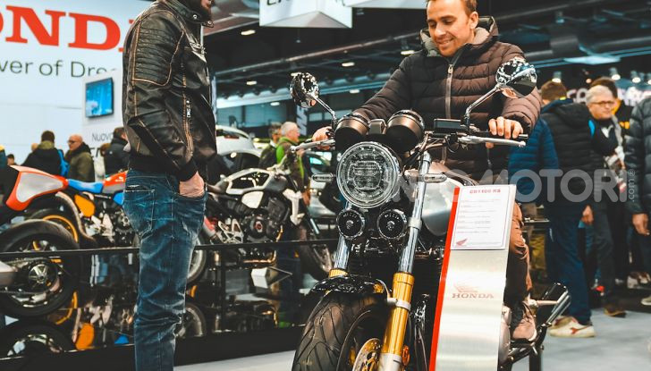 Motor Bike Expo 2020: tutte le bellezze, non solo quelle su ruote! - Foto 30 di 46