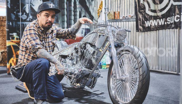 Motor Bike Expo 2020: tutte le bellezze, non solo quelle su ruote! - Foto 31 di 46