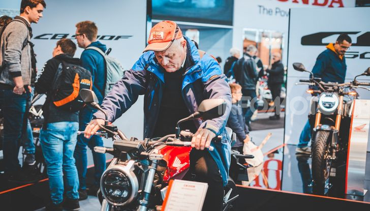 Motor Bike Expo 2020: tutte le bellezze, non solo quelle su ruote! - Foto 32 di 46