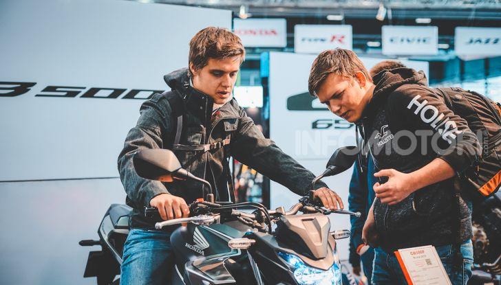 Motor Bike Expo 2020: tutte le bellezze, non solo quelle su ruote! - Foto 33 di 46