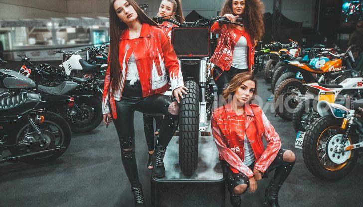 Motor Bike Expo 2020: tutte le bellezze, non solo quelle su ruote! - Foto 34 di 46