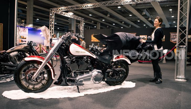 Motor Bike Expo 2020: tutte le bellezze, non solo quelle su ruote! - Foto 35 di 46