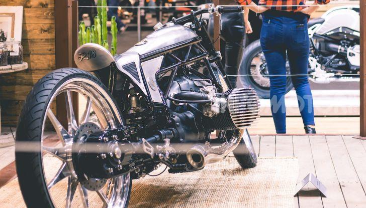 Motor Bike Expo 2020: tutte le bellezze, non solo quelle su ruote! - Foto 36 di 46