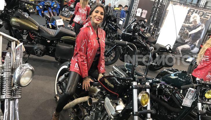 Motor Bike Expo 2020: tutte le bellezze, non solo quelle su ruote! - Foto 37 di 46