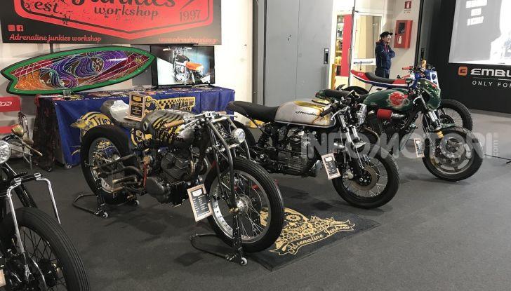 Motor Bike Expo 2020: tutte le bellezze, non solo quelle su ruote! - Foto 38 di 46
