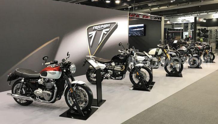 Motor Bike Expo 2020: tutte le bellezze, non solo quelle su ruote! - Foto 39 di 46