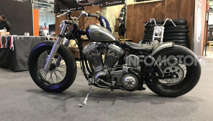 Motor Bike Expo 2020: tutte le bellezze, non solo quelle su ruote! - Foto 41 di 46
