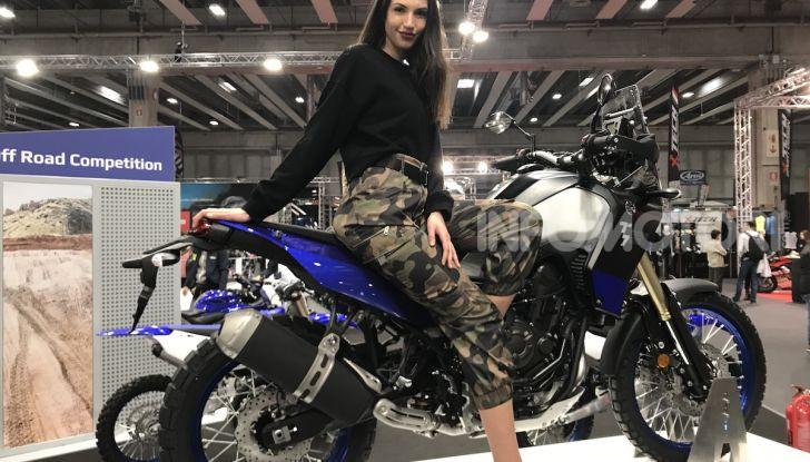 Motor Bike Expo 2020: tutte le bellezze, non solo quelle su ruote! - Foto 42 di 46