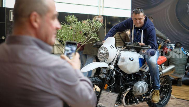 Motor Bike Expo 2020: tutte le bellezze, non solo quelle su ruote! - Foto 17 di 46