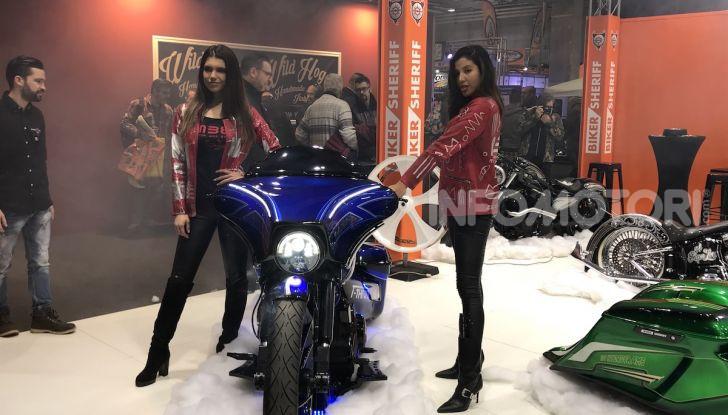 Motor Bike Expo 2020: tutte le bellezze, non solo quelle su ruote! - Foto 45 di 46