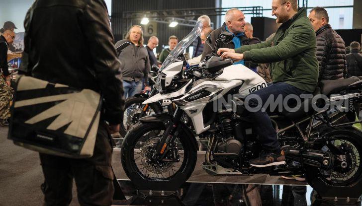 Motor Bike Expo 2020: tutte le bellezze, non solo quelle su ruote! - Foto 19 di 46