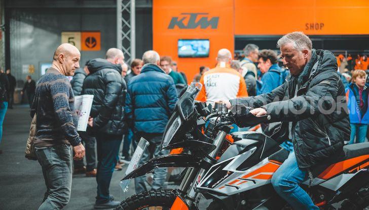 Motor Bike Expo 2020: tutte le bellezze, non solo quelle su ruote! - Foto 20 di 46