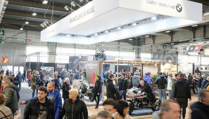 Motor Bike Expo 2020: tutte le bellezze, non solo quelle su ruote! - Foto 21 di 46
