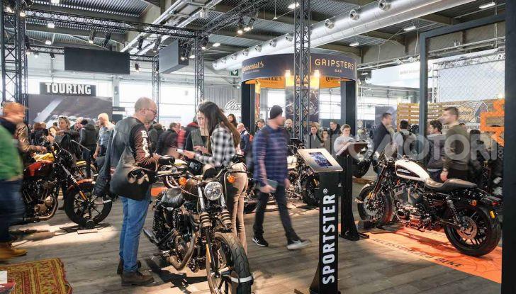 Motor Bike Expo 2020: tutte le bellezze, non solo quelle su ruote! - Foto 22 di 46