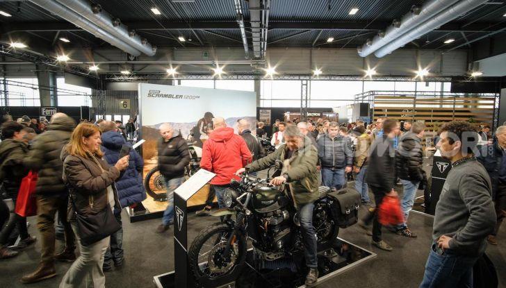 Motor Bike Expo 2020: tutte le bellezze, non solo quelle su ruote! - Foto 24 di 46