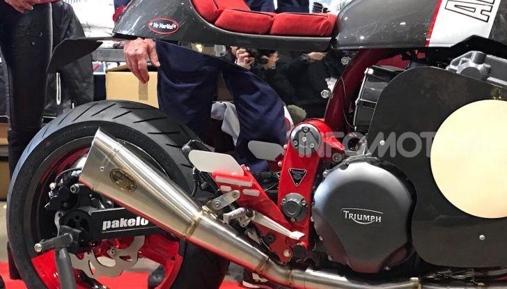 Mr. Martini incanta Motor Bike Expo con Arteria, la custom tutta cuore e passione - Foto 12 di 12