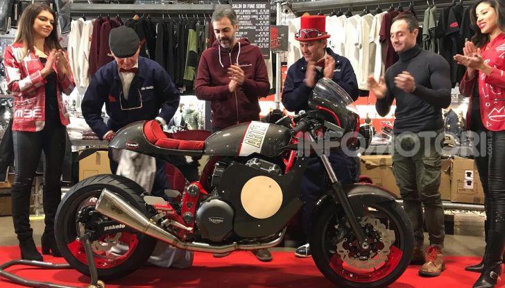 Mr. Martini incanta Motor Bike Expo con Arteria, la custom tutta cuore e passione - Foto 3 di 12