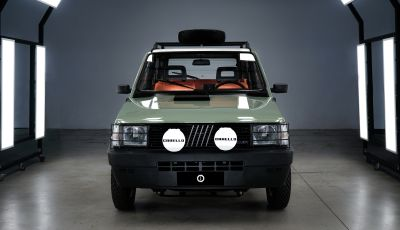 Fiat Panda 4×4 in stile Indiana Jones by Garage Italia
