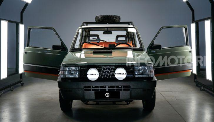 Pandina Jones Garage Italia