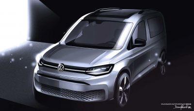 Volkswagen Caddy 2021: la quinta generazione è una vera rivoluzione