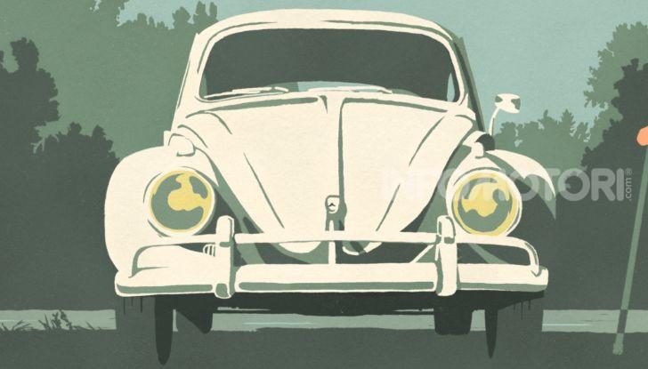 Volkswagen Beetle Maggiolino