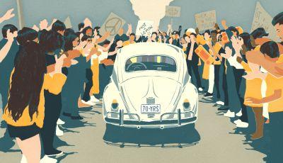 Volkswagen Beetle: un anno dopo, ecco il cortometraggio dell'addio al Maggiolino