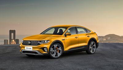 Volkswagen Nivus: il lancio europeo avverrà nel 2021