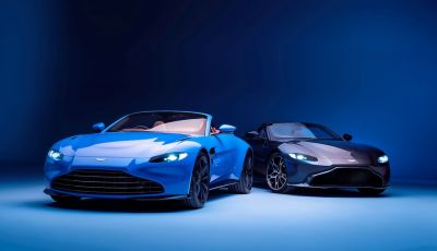 Aston Martin Vantage Roadster: zero compromessi e tante emozioni