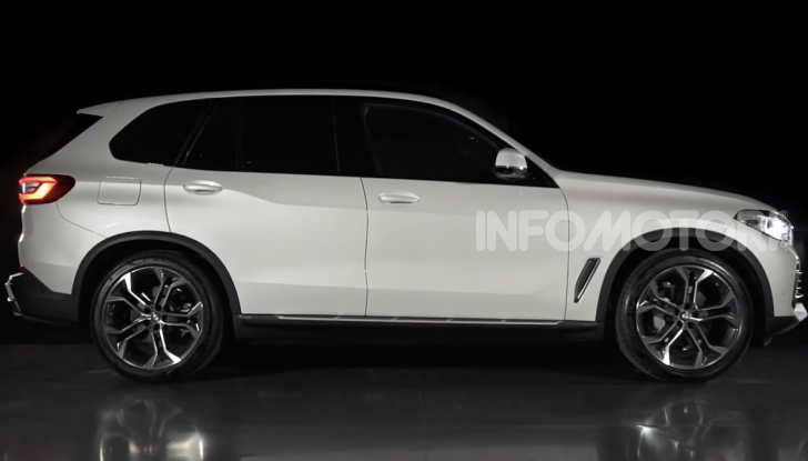 BMW X5 Timeless Edition: mai così elegante - Foto 3 di 6