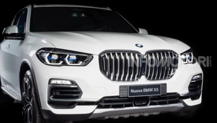 BMW X5 Timeless Edition: mai così elegante - Foto 4 di 6