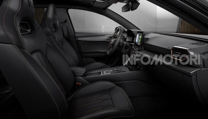 Cupra Leon 2020: look e motori da sportiva anche ibrida plug-in - Foto 4 di 11