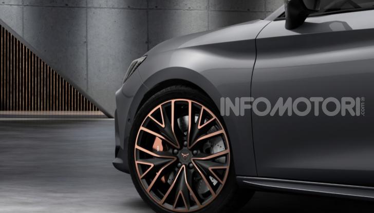 Cupra Leon 2020: look e motori da sportiva anche ibrida plug-in - Foto 6 di 11