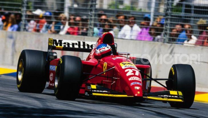 Ferrari 412 T2 Jean Alesi