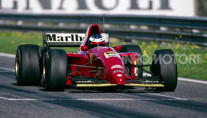 Ferrari 412 T2 Michael Schumacher