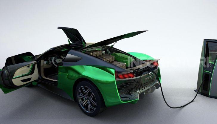 GFG Style 2030, il SUV elettrico super sportivo - Foto 3 di 6