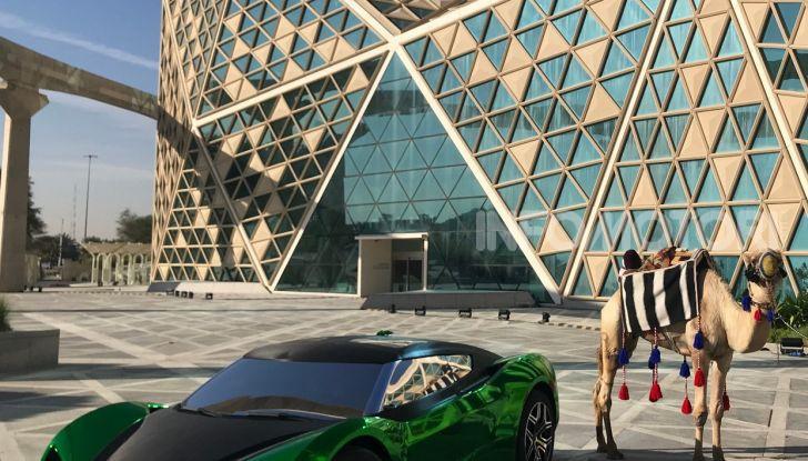 GFG Style 2030, il SUV elettrico super sportivo - Foto 6 di 6