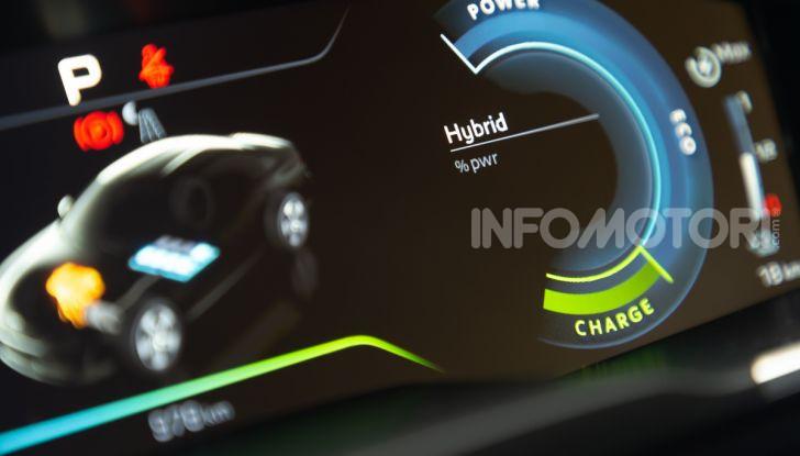[VIDEO] La prova su strada di tutta la gamma Plug-In Hybrid di Peugeot - Foto 31 di 32