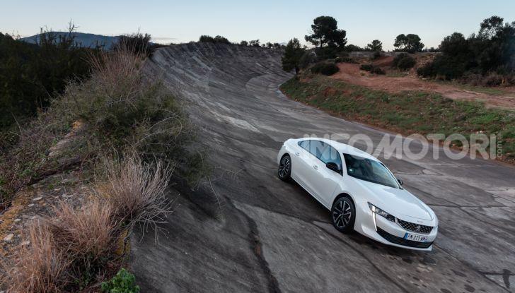 [VIDEO] La prova su strada di tutta la gamma Plug-In Hybrid di Peugeot - Foto 5 di 32