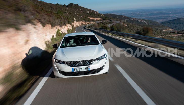 [VIDEO] La prova su strada di tutta la gamma Plug-In Hybrid di Peugeot - Foto 4 di 32