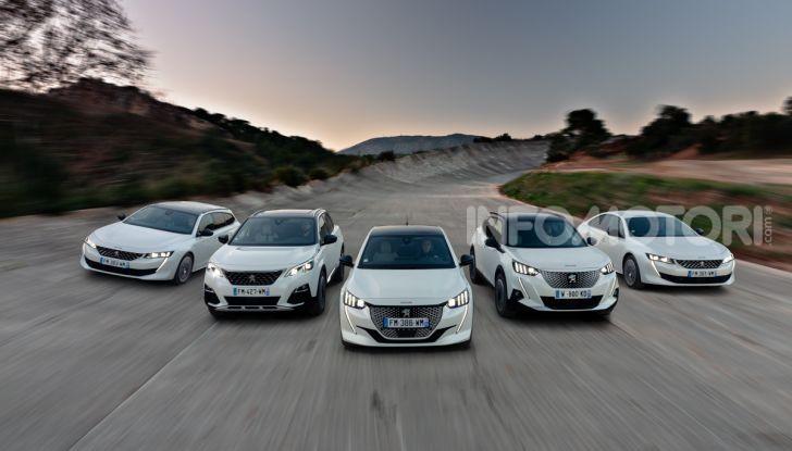 [VIDEO] La prova su strada di tutta la gamma Plug-In Hybrid di Peugeot - Foto 1 di 32