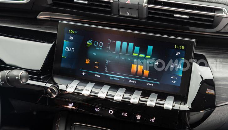 [VIDEO] La prova su strada di tutta la gamma Plug-In Hybrid di Peugeot - Foto 29 di 32
