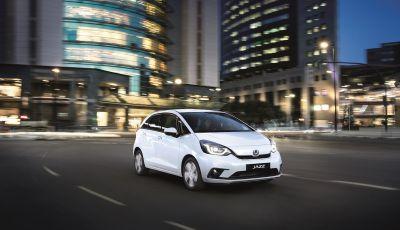 Honda Jazz 2020 ibrida: motori, prezzi e prestazioni