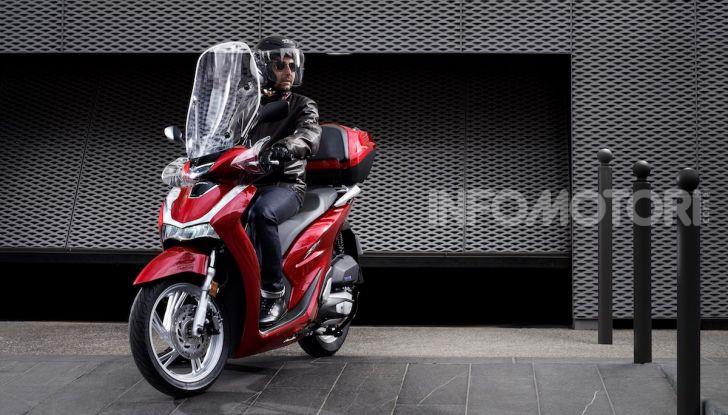 Honda SH 125 e 150i 2020: due cilindrate ma un prezzo unico - Foto 1 di 8