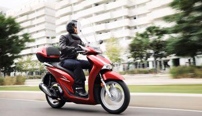 Honda SH 125 e 150i 2020: due cilindrate ma un prezzo unico