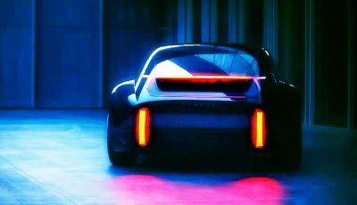 Hyundai Prophecy, concept elettrico dal design rivoluzionario