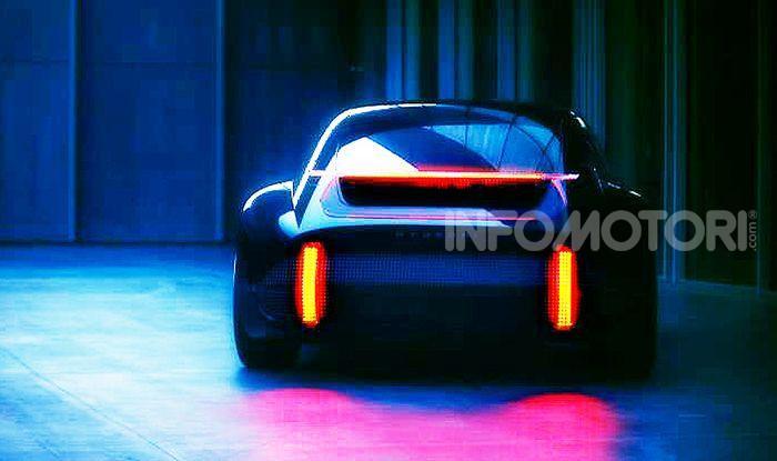 Hyundai Prophecy, concept elettrico dal design rivoluzionario - Foto 1 di 6