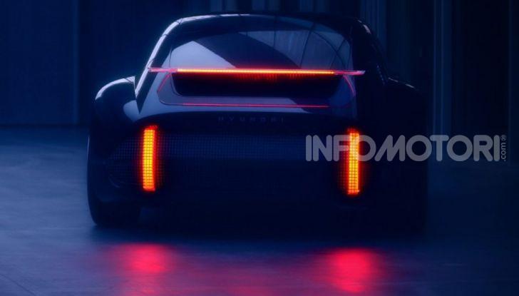 Hyundai Prophecy, concept elettrico dal design rivoluzionario - Foto 6 di 6