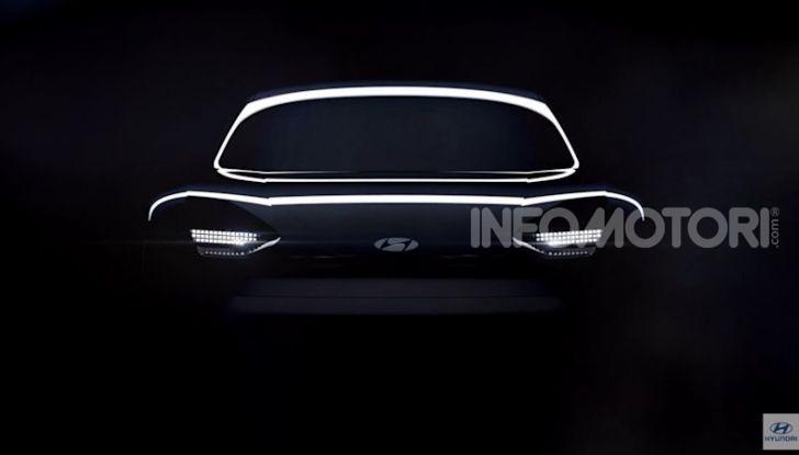 Hyundai Prophecy, concept elettrico dal design rivoluzionario - Foto 5 di 6